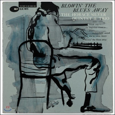 Horace Silver Quintet and Trio - Blowin The Blues Away [LP]