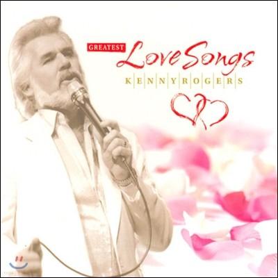 Kenny Rogers (케니 로저스) - Greatest Love Songs [3LP]