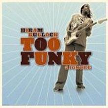 Hiram Bullock - Too Funky 2 Ignore