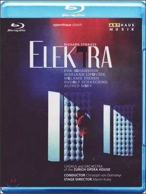 Christoph von Dohnanyi 슈트라우스 : 엘렉트라 (R.Strauss : Elektra / Opernhaus Zurich, 2005))