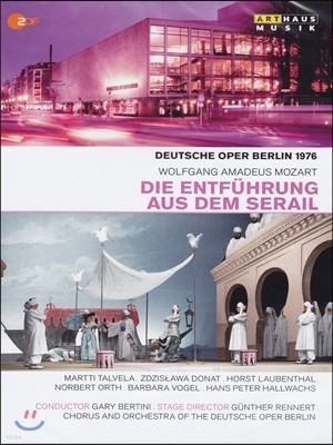 Gary Bertini / Martti Talvela 모차르트: 후궁에서의 탈출 (Mozart: Die Entfuhrung Aus Dem Serail)