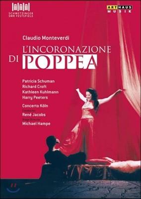 Rene Jacobs / Patricia Schuman 몬테베르디: 포페아의 대관식 (Monteverdi: L'Incoronazione Di Poppea)