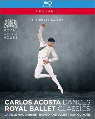 Carlos Acosta 카를로스 아코스타 - 로열 발레 클래식스 (Dances Royal Ballet Classics)