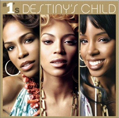 Destiny'S Child - #1's (Disc Box Sliders Series)