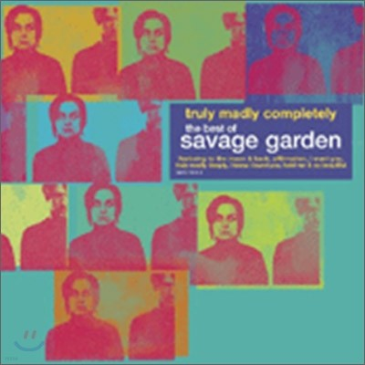 Savage Garden - Truly, Madly, Completely: The Best Of Savage Garden (Disc Box Sliders Series)