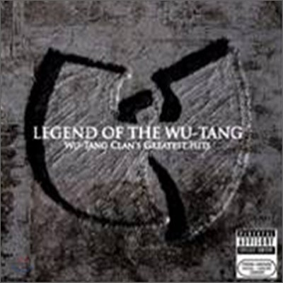 Wu-Tang Clan - Legend of The Wu-Tang Clan: Greatest Hits (Disc Box Sliders Series)
