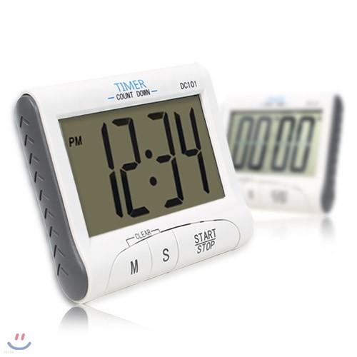 HICKIES 시계기능 타이머 BIG LCD TIMER