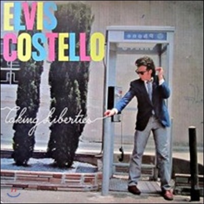 Elvis Costello - Taking Liberties (Back To Black Series)