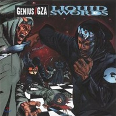 GZA/Genius - Liquid Swords [2 LP]