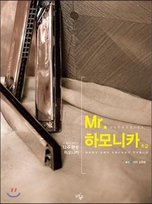 12주 완성 Mr. 하모니카 초급