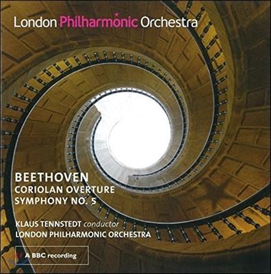 Klaus Tennstedt 베토벤: 코리올란 서곡, 교향곡 5번 (Beethoven: Symphony No.5, Coriolan Overture)