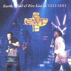 Earth, Wind & Fire - Live In Velfarre