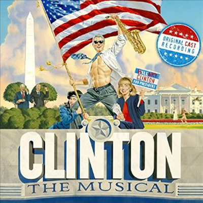 O.S.T. - Clinton The Musical (클린턴 더 뮤지컬) (O.C.R.)(CD)