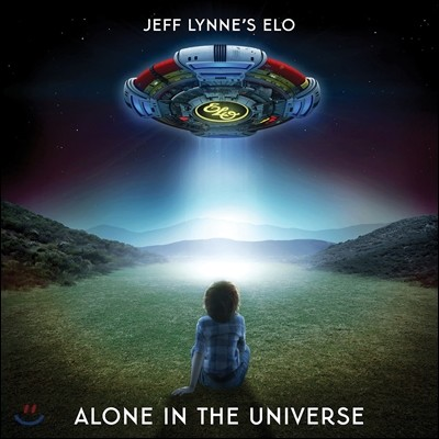 Jeff Lynne's ELO (Electric Light Orchestra) - Alone In The Universe [Standard Edition]