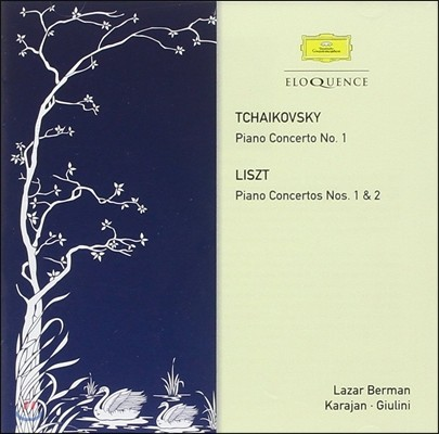 Lazar Berman 차이코프스키 / 리스트: 피아노 협주곡 (Tchaikovsky / Liszt: Piano Concertos)