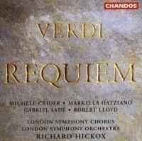 Richard Hickox / 베르디: 레퀴엠 (Verdi: Requiem) (수입)