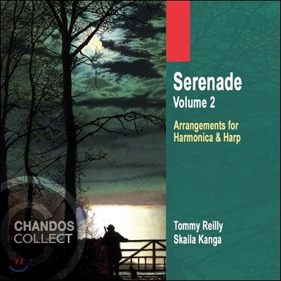 Tommy Reilly 토미 라일리 하모니카 연주집 - 세레나데 2권 (Serenade Vol.2 - Arrangements for Harmonica & Harp)