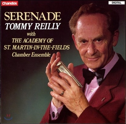 Tommy Reilly 토미 라일리 하모니카 연주집 - 세레나데 (Serenade)
