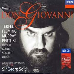 Mozart : Don Giovanni : TerfelㆍFlemingㆍSolti