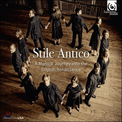 Stile Antico 영국 르네상스의 음악 여행 (A Musical Journey into the English Renaissance)