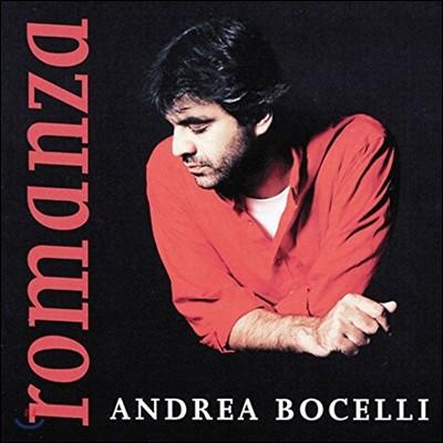 Andrea Bocelli 안드레아 보첼리 - 로망스 (Romanza) [2LP]