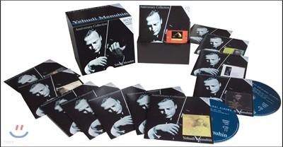 Yehudi Menuhin 예후디 메뉴힌 탄생 100주년 기념 컬렉션 (Anniversary Collection 30CD)