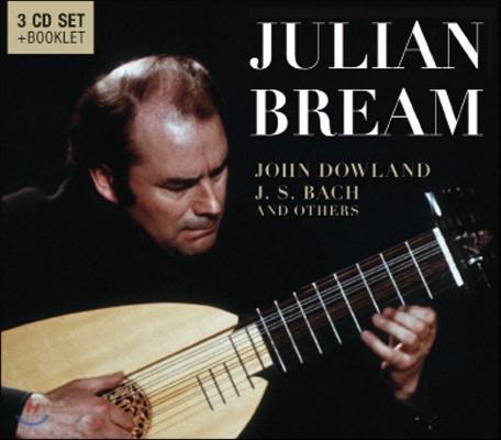 Julian Bream 줄리앙 브림 - 존 다울랜드 / 바흐: 기타 작품집 (John Dowland / Bach: Guitar Music)