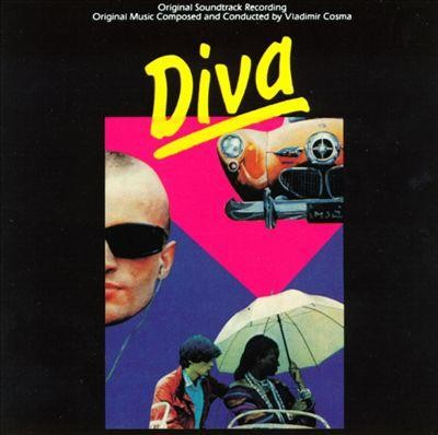 [수입] Diva (디바) - O.S.T