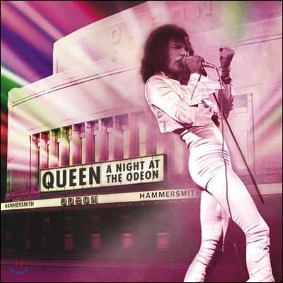 Queen - A Night At The Odeon 퀸 1975년 크리스마스 콘서트 라이브