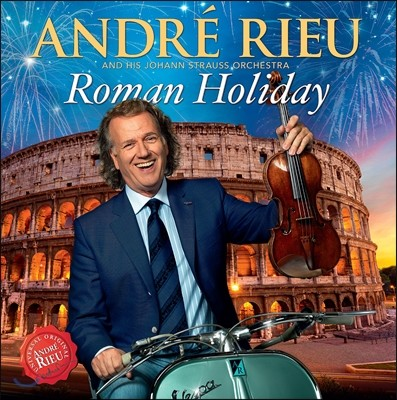 Andre Rieu 앙드레 류 - 로마의 휴일 (Roman Holiday)