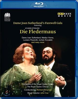 Joan Sutherland 조안 서덜랜드 고별 갈라 - 요한 슈트라우스: 박쥐 (Dame Joan Sutherland's Farewell Gala - J. Strauss: Die Fledermaus)