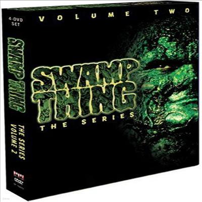 Swamp Thing: The Series 2 (늪지의 괴물)(지역코드1)(한글무자막)(DVD)