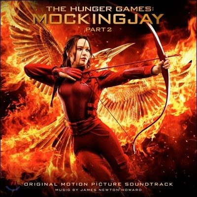 The Hunger Games: Mockingjay Part 2 (헝거게임: 더 파이널) OST (Original Motion Picture Soundtrack)