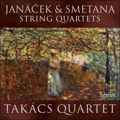 Takacs Quartet 야나체크 / 스메타나: 현악 사중주 - 타카치 사중주단 (Janacek / Smetana: String Quartets)