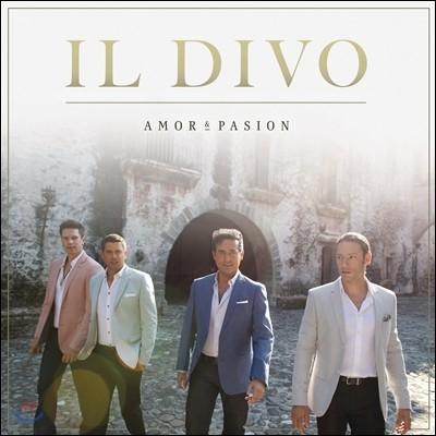 Il Divo - Amor & Pasion 일 디보 7번째 스튜디오 앨범