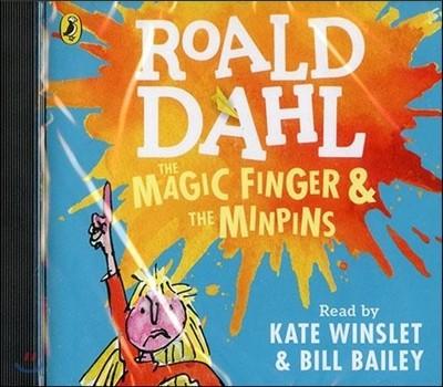 Magic Finger and the Minpins 케이트 윈슬렛 낭독