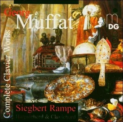 Siegbert Rampe 게오르그 무파트: 건반 작품 전집 (Georg Muffat: Complete Clavier Works)
