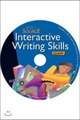 Great Source Write Source: Interactive Writing Skills CD Grade 4 2006