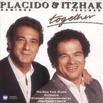 펄만 & 도밍고 - 투게더 (Placido Domingo & Itzhak Perlman - Together) - Itzhak Perlman