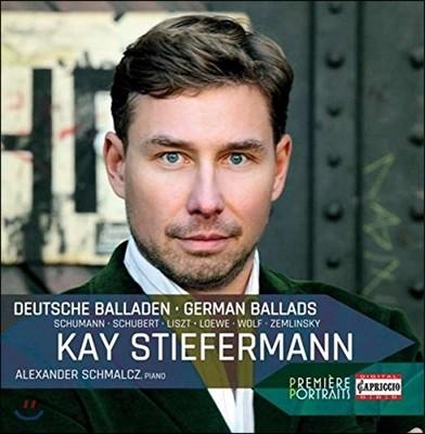 Kay Stiefermann 카이 슈티퍼만 - 독일 발라드집 (German Ballads)