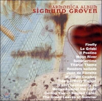 Sigmund Groven 시그문 그로벤 - 하모니카로 연주하는 영화음악 (Harmonica Album)