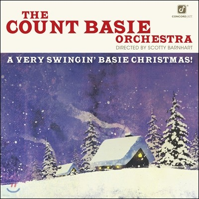 Count Basie Orchestra (카운트 베이시 오케스트라) - A Very Swingin' Basie Christmas!