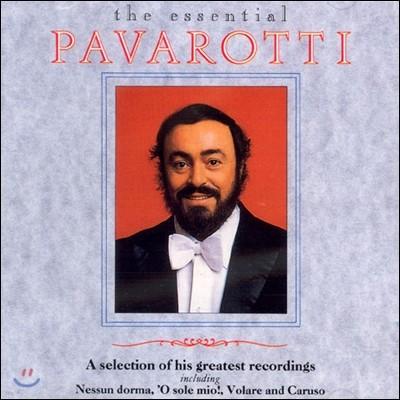 에센셜 파바로티 : 파바로티 최고의 베스트 앨범