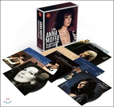 Anna Moffo 안나 모포 RCA 리사이틀 전집 (The Complete RCA Recital Albums 1960-1974)