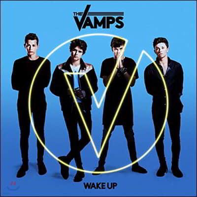 The Vamps (더 뱀프스) - Wake Up 2집