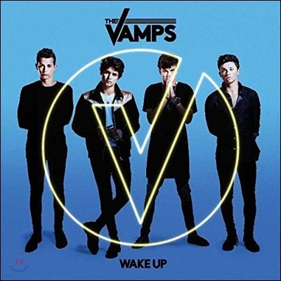 The Vamps (더 뱀프스) - Wake Up 2집 [CD+DVD Deluxe Edition]