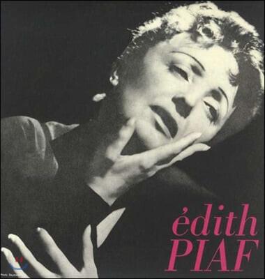 Edith Piaf (에디뜨 피아프) - Les Amants De Teruel [LP]