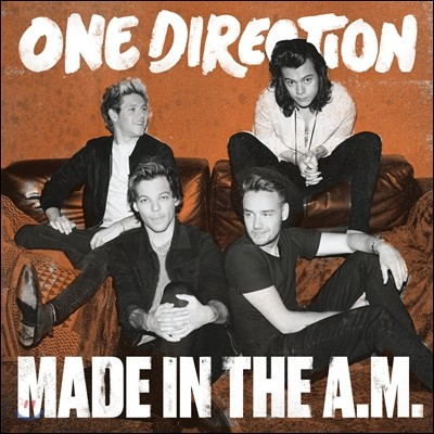 One Direction - Made In The A.M. [2LP]