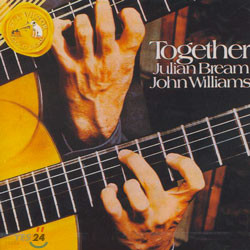Julian Bream / John Williams - Together