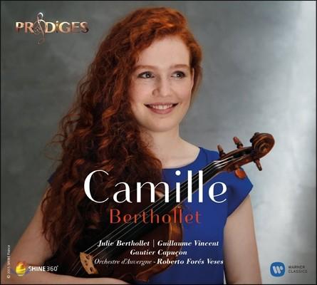 Camille Berthollet 신동 카미유 베르톨레 (Prodiges)